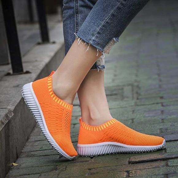 Women's Athletic Walking Shoes Casual Mesh Comfort Boutique